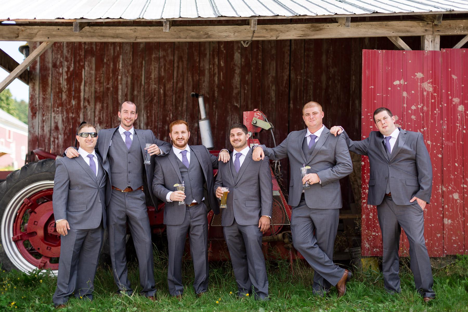 A Bucolic Vermont Wedding